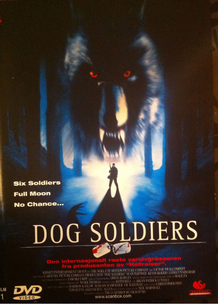 Dog Soldiers -  cover