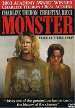 Monster - DVD cover