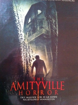 The Amityville Horror 9 - DVD cover