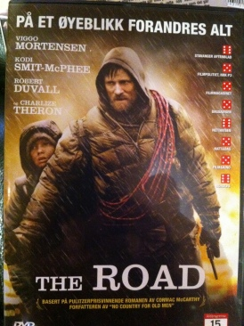 The Road - DVD cover