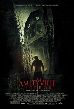 The Amityville Horror (2005) - DVD cover