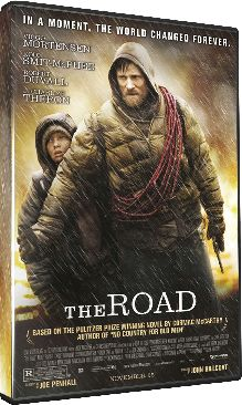 Tie - The Road - DVD cover