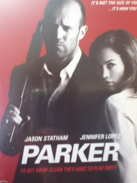 Parker - Blu-ray cover