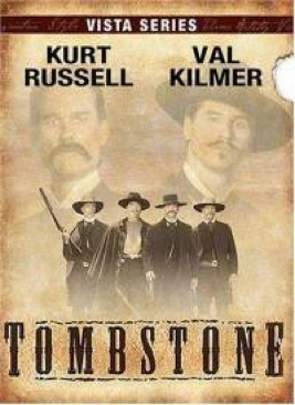 Tombstone - DVD cover
