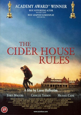 The Cider House Rules - DVD cover