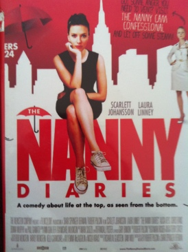 The Nanny Diaries - DVD cover