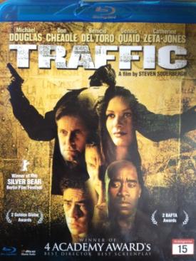 Traffic - Blu-ray cover
