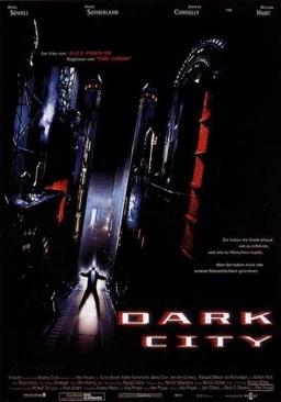 Dark City - DVD cover