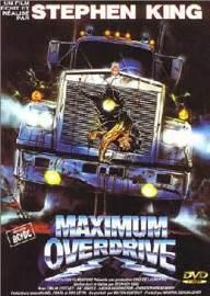 Maximum Overdrive -  cover