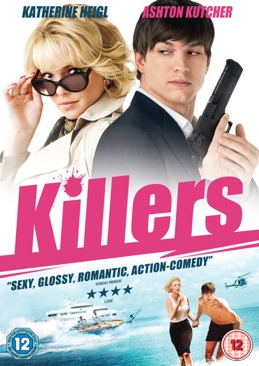 Killers - DVD cover