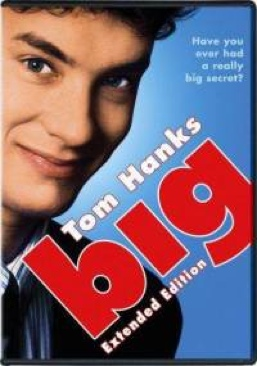 Big - DVD cover