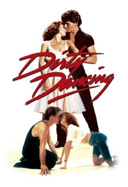 Dirty Dancing - DVD cover