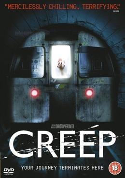 Creep - DVD cover