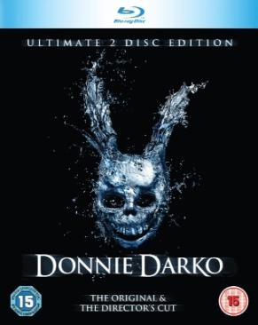 Donnie Darko - Blu-ray cover