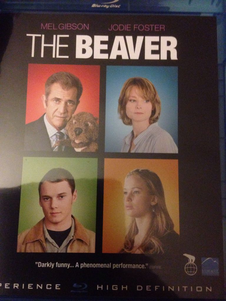 The Beaver -  cover