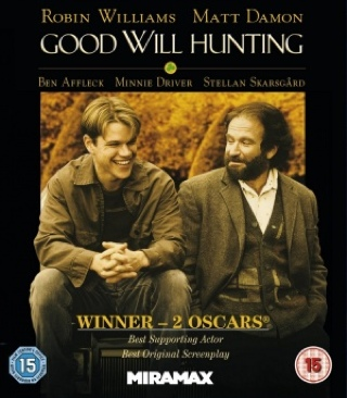 Good Will Hunting - DVD cover