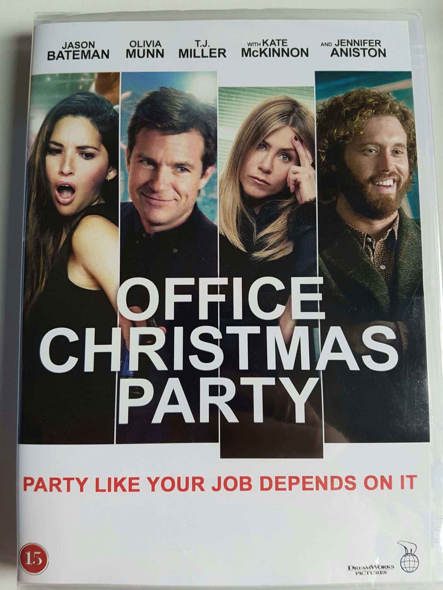 Office Christmas Party (2016) - - 5708758717991