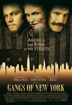 Gangs of New York - Digital Copy cover