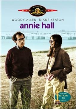 Annie Hall - DVD cover