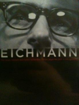 Eichmann - DVD cover