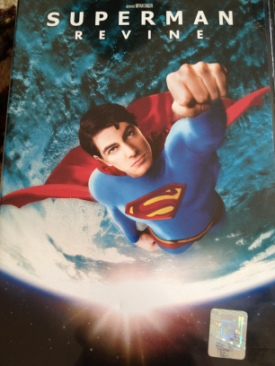 Superman returns - DVD cover