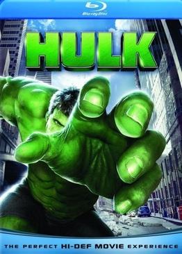 Hulk - Blu-ray cover