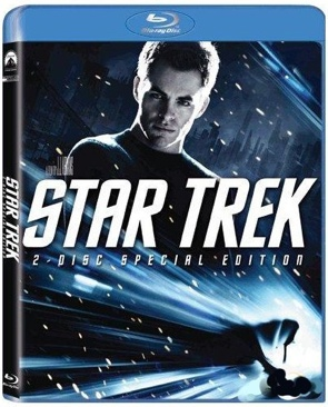 Star Trek - Blu-ray cover