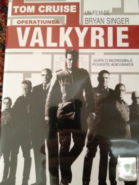 Valkyrie - DVD cover