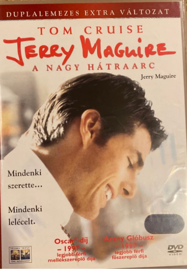 Jerry Maguire -  cover