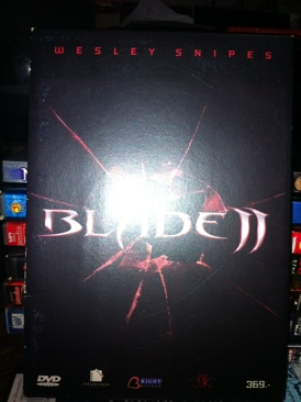 Blade II - DVD cover