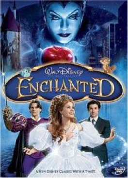 Enchanted - Laser Disc cover