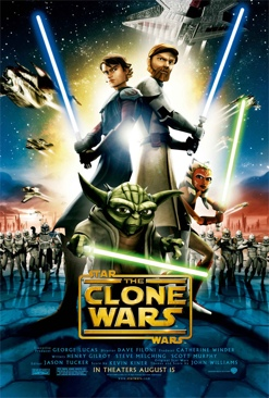 Star Wars: The Clone Wars - DVD cover