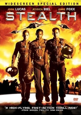 Stealth - DVD cover