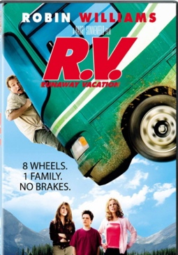 RV: Runaway Vacation - DVD cover