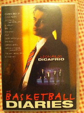 The Basketball Diaries - Blu-ray cover