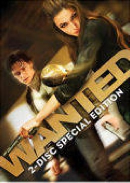 Wanted - DVD cover