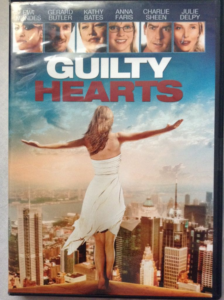 Guilty Hearts -  cover