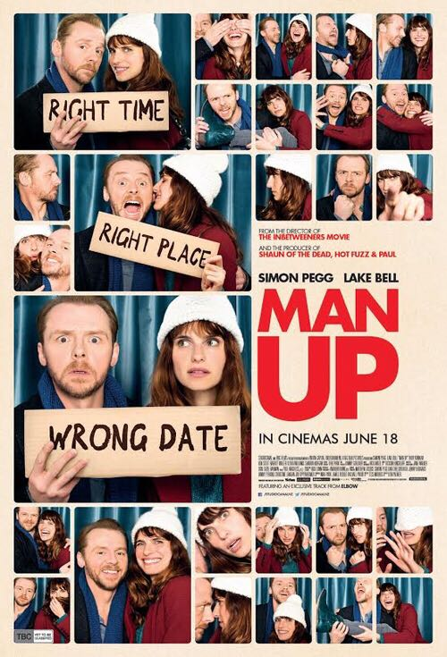 Man Up -  cover