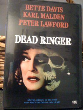 Dead Ringer - DVD cover