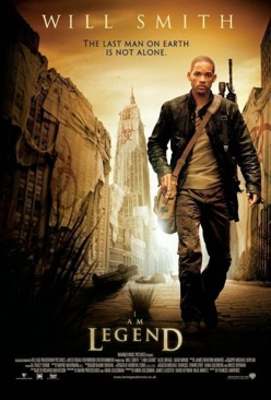 I Am Legend - Video CD cover