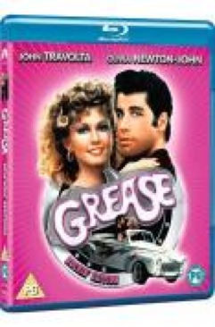 Grease - Blu-ray cover