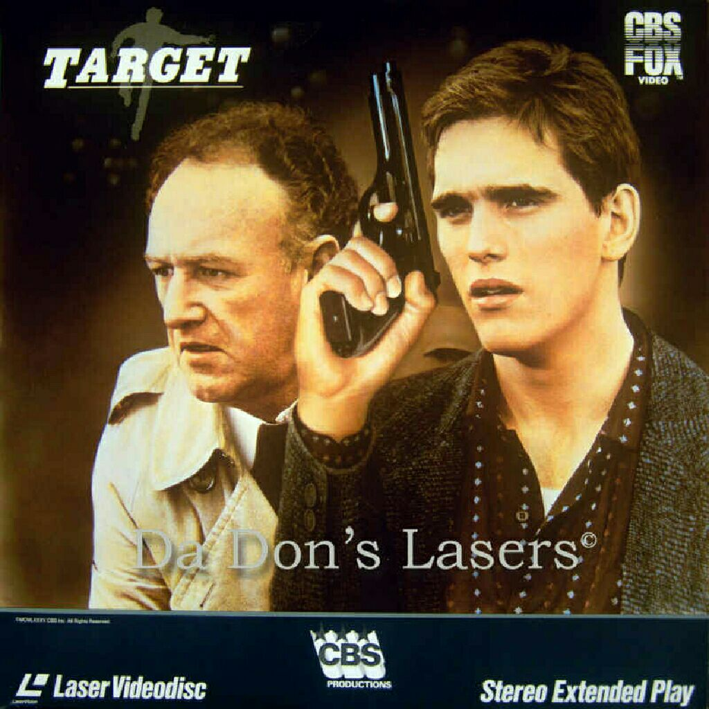 Target -  cover
