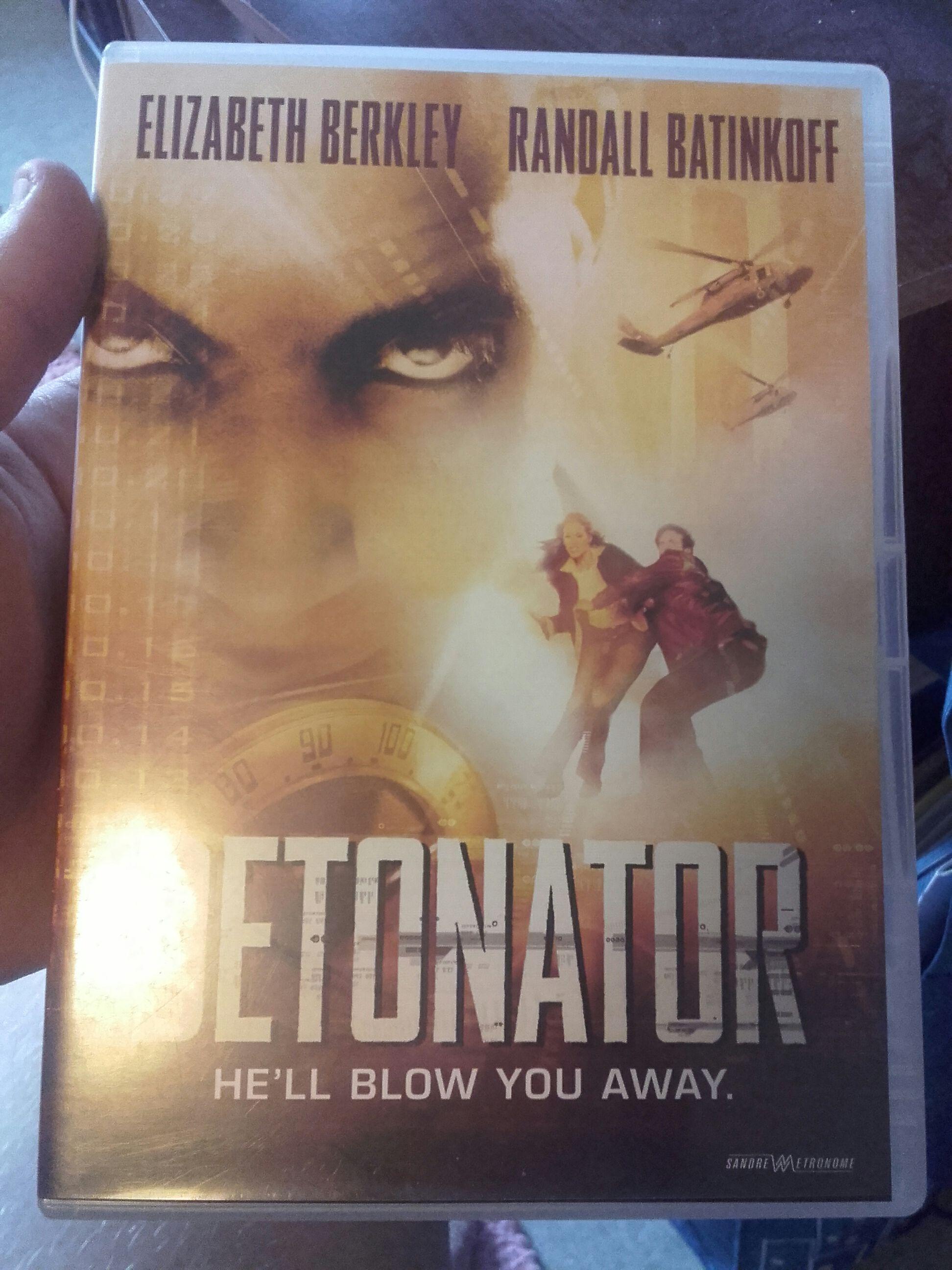 Detonator -  cover