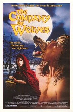 Company Of Wolves - Video CD cover