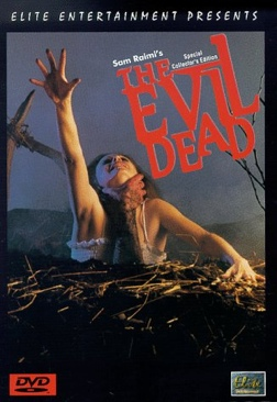 The Evil Dead - Betamax cover