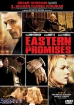 Eastern Promises - DVD cover
