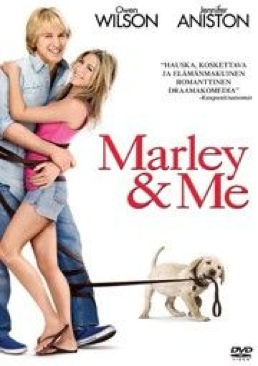 Marley & Me - DVD cover