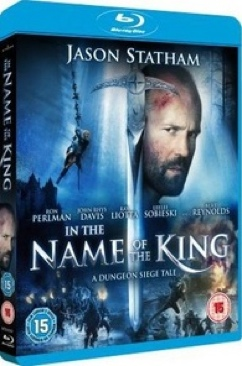In the Name of the King: A Dungeon Siege Tale - Blu-ray cover