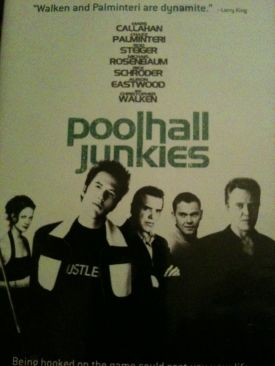 Poolhall Junkies - DVD cover