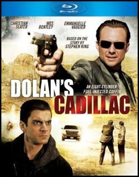 Dolan's Cadillac - Blu-ray cover
